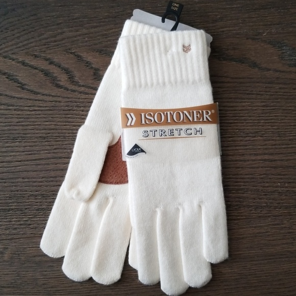 isotoner Accessories - Isotoner stretch fashionable gloves